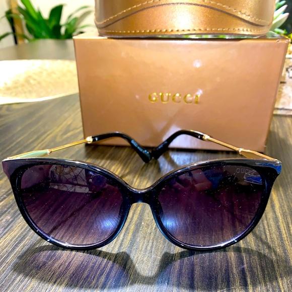 Beautiful authentic Gucci sunglasses